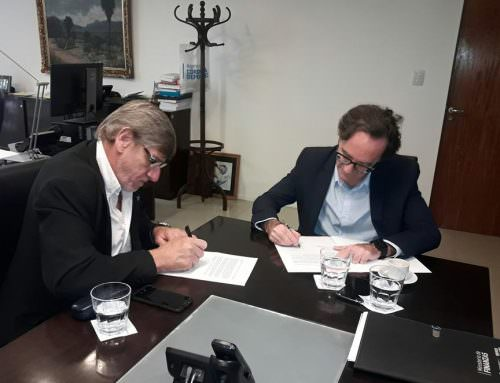 Convenio con el Ministerio de Finanza para acceso a información territorial