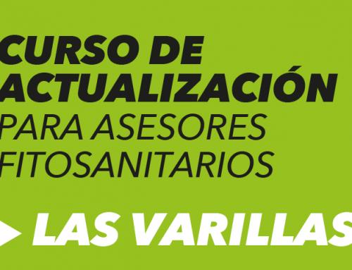 Curso de ACTUALIZACIÓN para Asesores Fitosanitarios en Las Varillas