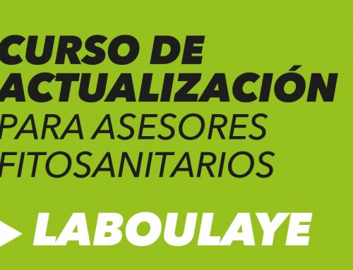 Curso de Actualización para Asesores Fitosanitarios en Laboulaye