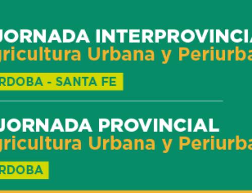 Jornadas de Agricultura Urbana y Periurbana